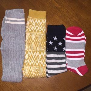AERIE FOUR bundle Socks